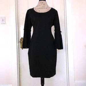 Donna Degnan Black A-Line Cocktail Dress - Size XL